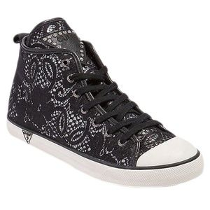 Guess JULIA Lace Sneakers size: 6
